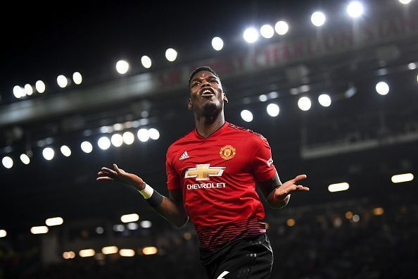 Paul Pogba could be playing for Real Madrid next season