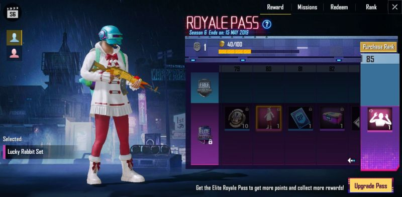 Pubg Mobile New Update First Impression Season 6 Royale