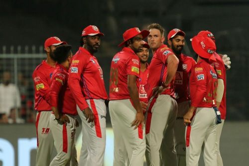 Kings XI Punjab Team (Source - iplt20.com)