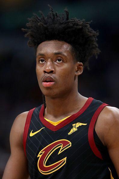 Cleveland Cavaliers Rookie, Collin Sexton.