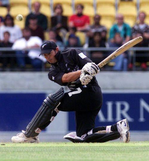 New Zealand's Adam Parore scored a remarkable 96