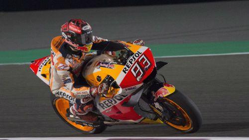 MotoGP champion Marc Marquez