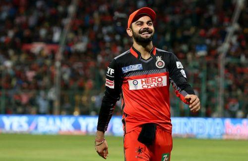 आरसीबी के कप्तान विराट कोहली