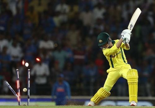 India v Australia - ODI Series: Game 2