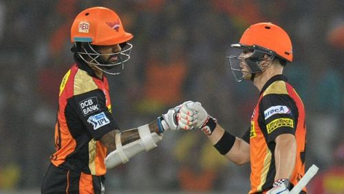 The duo has managed to carry forward the legacy of Dhawan-Warner.