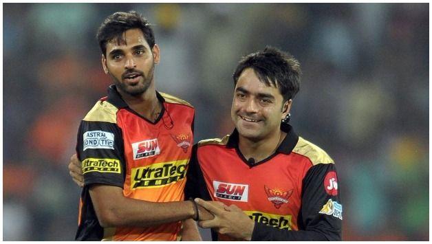 Bhuvnesh Kumar and Rashid Khan
