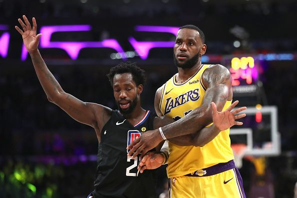 b4482445be6 NBA 2018-19: 3 Talking Points from Los Angeles Clippers vs Los ...