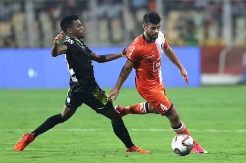 Hugo Boumous has 3 goals and 5 assists for FC Goa this season