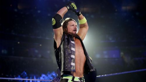 Styles could have given Angle the best match of his career.
