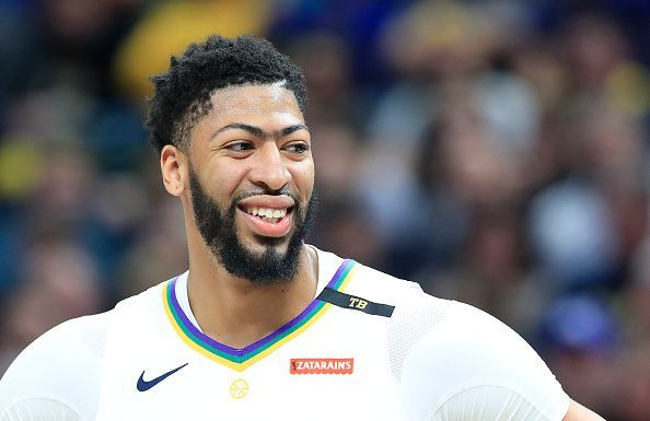 The Lakers will face tough competition to land Anthony Davis this summer