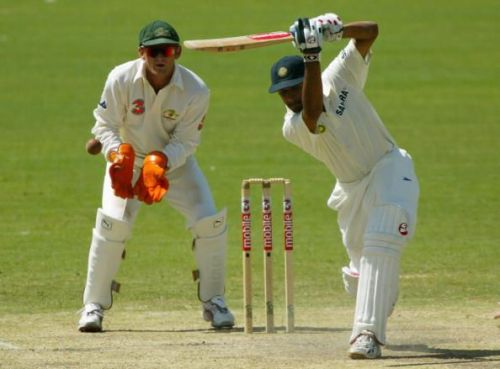 Dravid scored not just over 500, but over 600 runs twice in a series, a feat Sachin couldn't manage