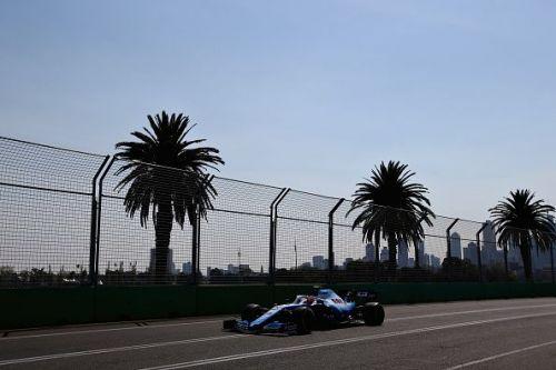 F1 Grand Prix of Australia - Final Practice