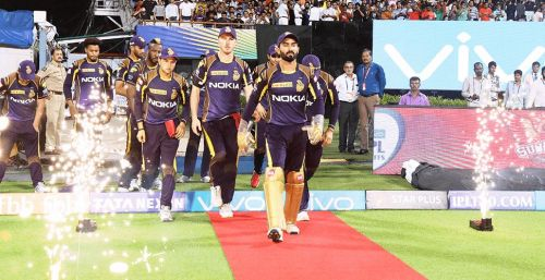 Dinesh Karthik-led KKR will be eying their third IPL title