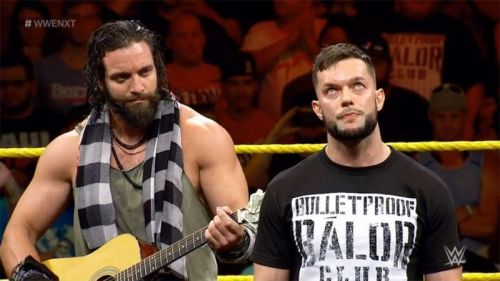 Elias and Finn Balor can be added to the six-man tag team match