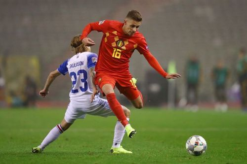 Thorgan Hazard already played for Chelsa FC from 2012 to 2015