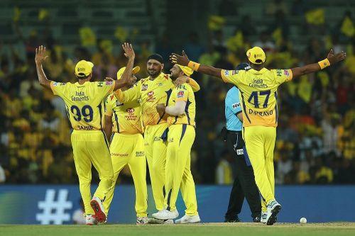 Chennai Super Kings (Source - iplt20.com)