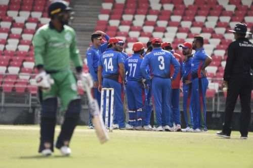 Afghanistan has been in sensational form in this tour