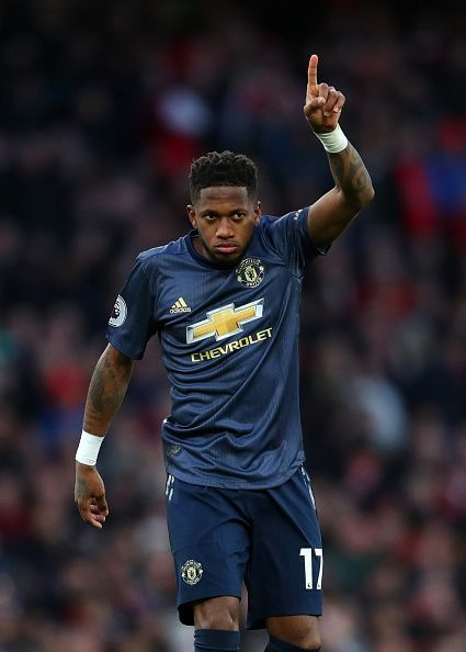 Fred has been struggling at Manchester United since his arrival in the summer