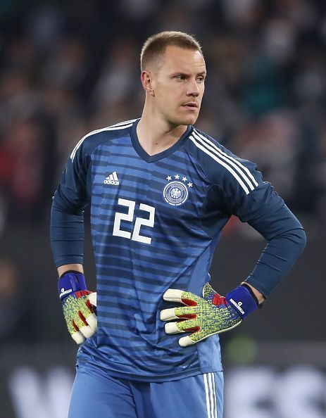 Marc-André ter Stegen deserves to become Germany's first choice keeper.