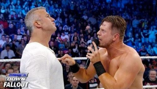Shane McMahon vs The Miz is all but confirmed for WrestleMania 35