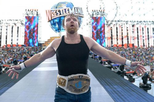 Dean Ambrose has been the one wrestler to successfully defend the Intercontinental Championship in 17 years