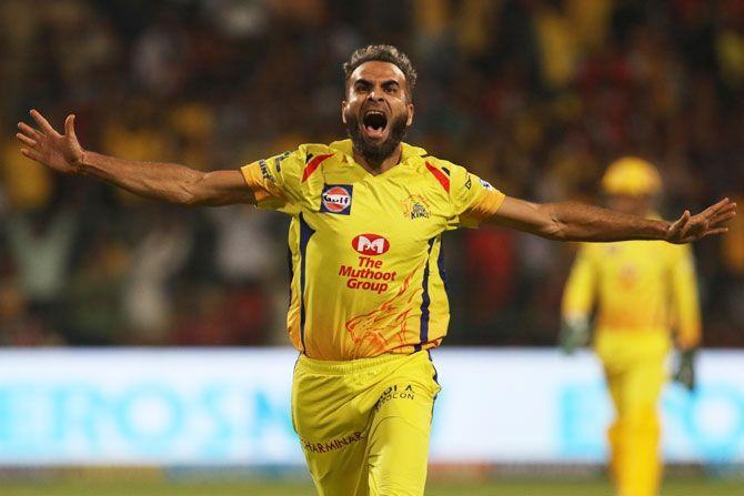 Tahir has always been amongst wickets in the IPL