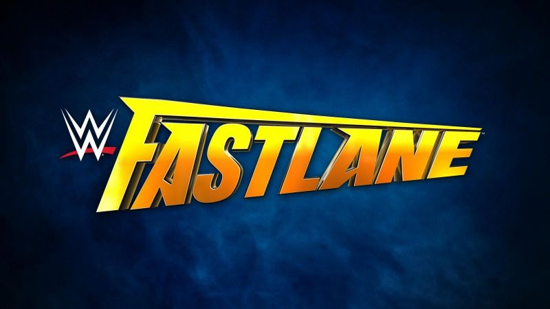 WWE Fastlane Logo