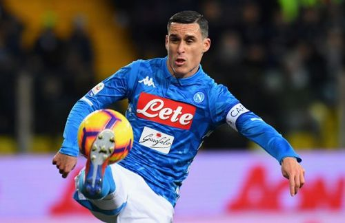 Callejon has been a hit at Napoli