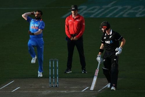 Shami bowled superbly in New Zealand and Australia
