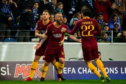 AS Roma were eliminated by FC Porto yesterday