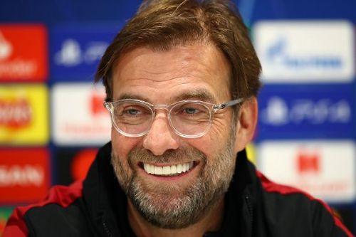 Jurgen Klopp was quite effusive in his praise for Burnley & manager Sean Dyche