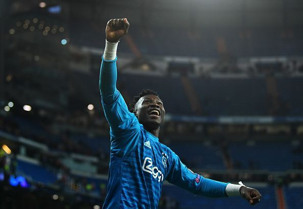 Onana was also sold by Barcelona, this time to Ajax, where he is one of Europe