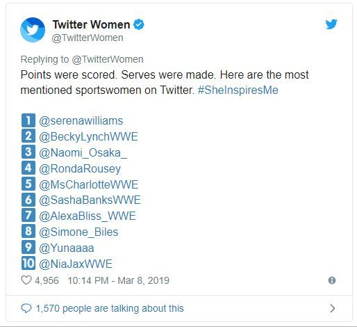 8f67f4e6cf6 Opinion  Real reason why Becky Lynch is the 2nd most mentioned ...