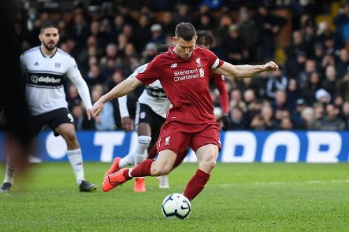 Milner has been Mr Dependable for Liverpool