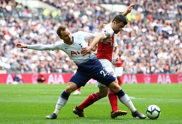 Tottenham will depend on Eriksen to provide the creative spark