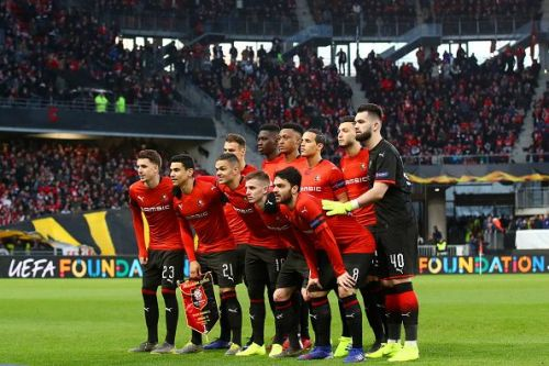 Stade Rennais put in an inspired performance