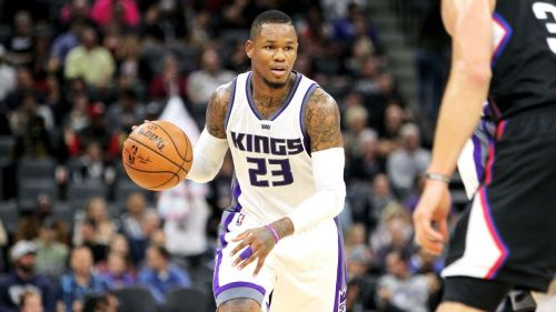 McLemore during his time with the Kings