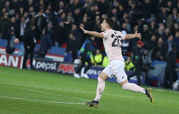 Dalot's inclusion brought some stability back in the game