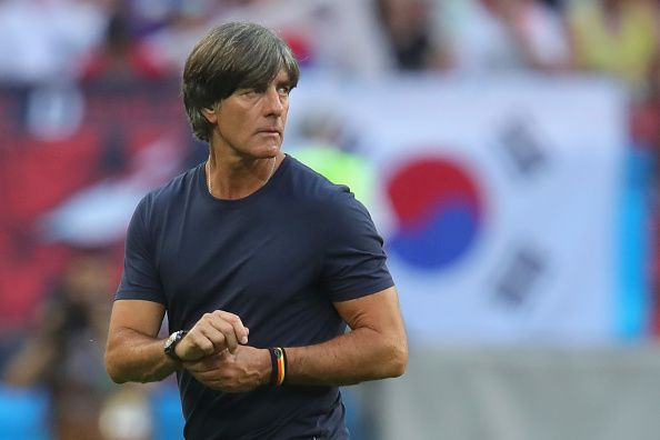 Joachim Low dramatically culled some of Germany