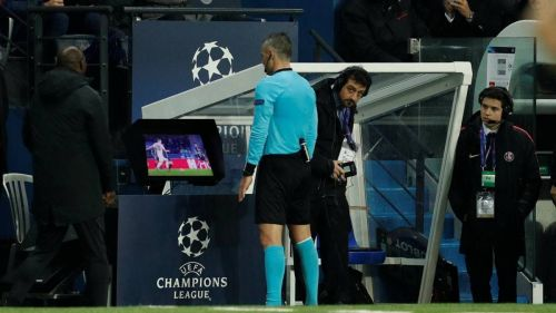 The VAR has already made its presence felt in Europe.