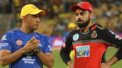 CSK will take on RCB in the opening encounter of the IPL 2019