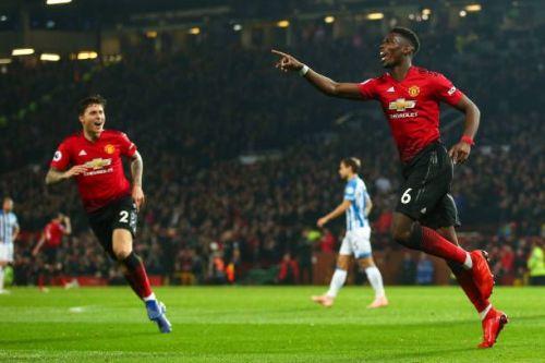 Paul Pogba has scored 11 goals this season!