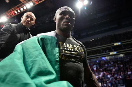 Kamaru Usman: The new UFC Welterweight Champion