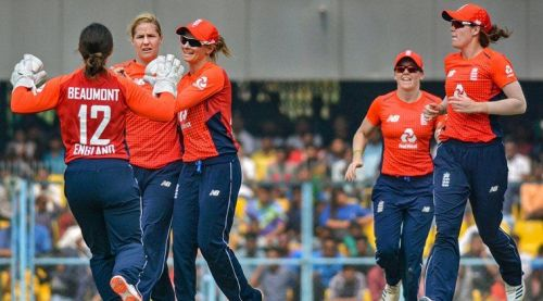 England women whitewash Indian women 3-0