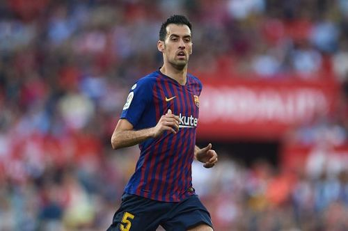 Players like Busquets know what is expected of them instinctively