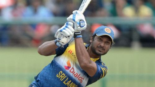 Kumar sankagara hit 6 centuries against india