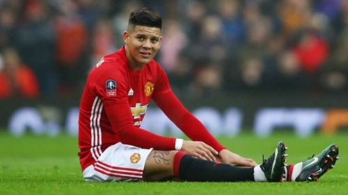 Marcos Rojo can still have a future at the club