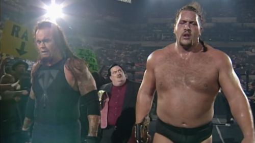 The Undertaker and The Big show are former tag-team champions