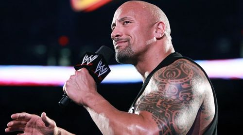 Could The Rock spend some time in the ring?
