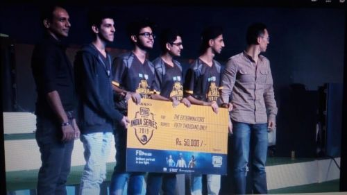 Mortal's Team Soul Took First Place At PUBG Mobile India Series